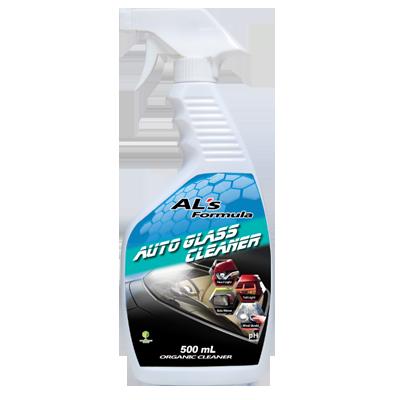 Leather And Interior Cleaner 500ml Spray Ecozyme Bio